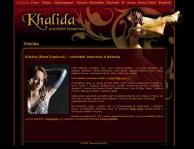 Hanka Kupková - Khalida